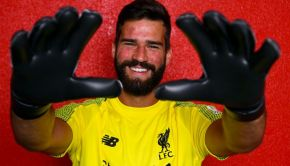 Alisson is worth every penny after record-breaking move to Liverpool