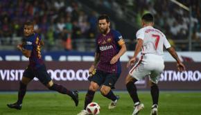 Barcelona's Spanish Super Cup win