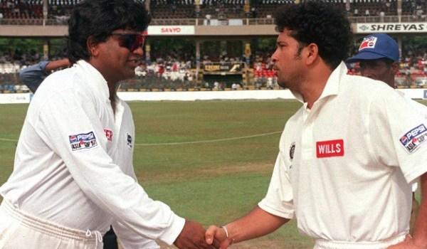 Ranatunga and Tendulkar