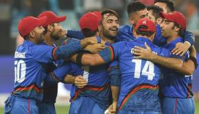 Afghanistan celebrates