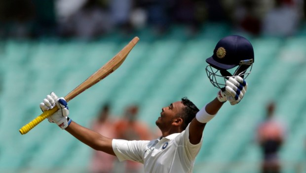Prithvi Shaw, the choice of new generation