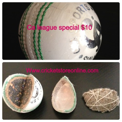 ca league special cricket ball