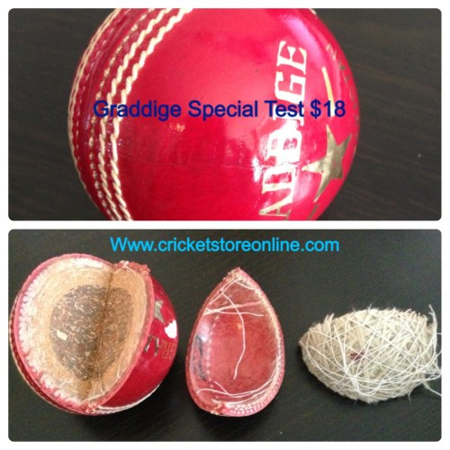 cricket ball special test red image