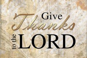 give thanks2014