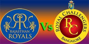 RCB vs RR