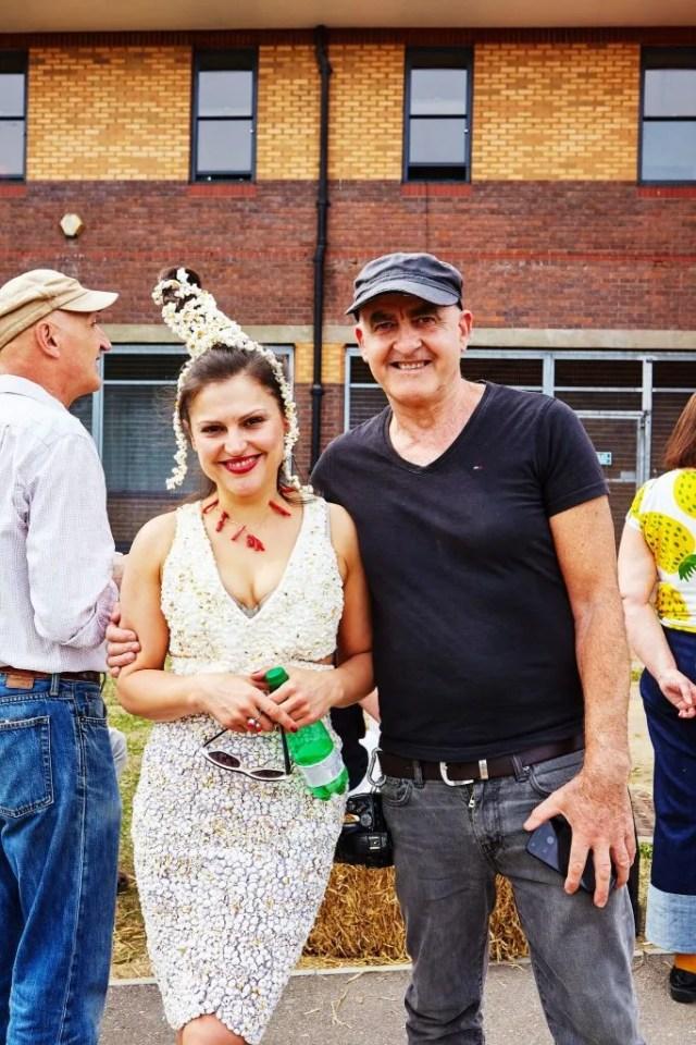 Copyright Thomas Ball, Photographer and Town Team