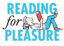 Why is reading for pleasure important? | Reading Agency