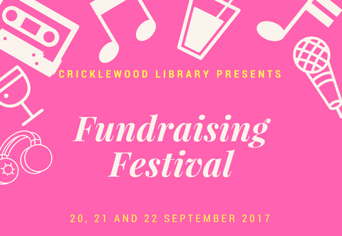 Cricklewood Library Mini-Festival