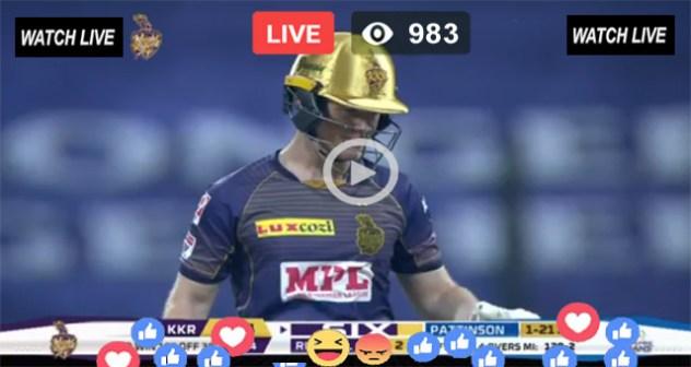 KKR vs CSK 21st T20 LIve IPL