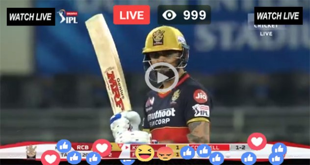 Royal Challengers Bangalore vs Delhi Capitals 19th T20 IPL