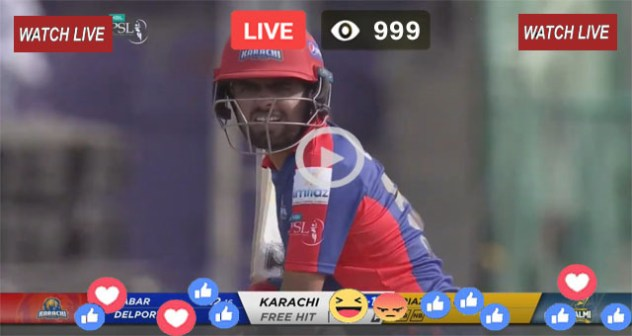 KK vs LQ Final T20 Live