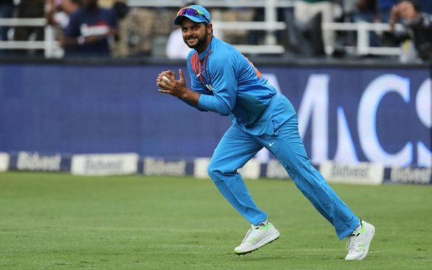Image result for Suresh Raina's stellar performance in U-19 World Cup