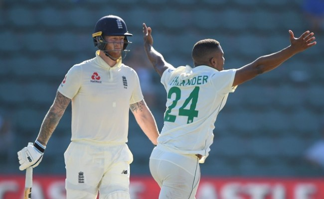 South Africa Vs England 2019 20 3rd Test Day 1