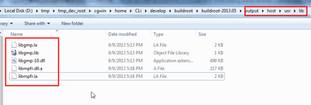 host usr lib only contains some mpfr dll files_thumb