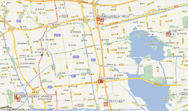 more detail view for suzhou building markets locations