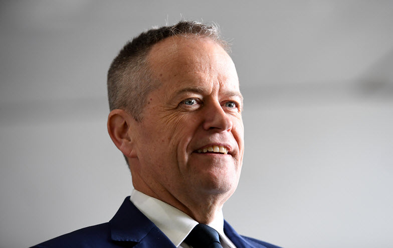 Bill Shorten Takes Out Crikey's Pollie Of The Year For