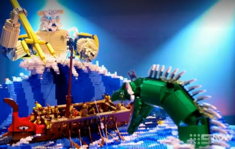 Glenn Dyers TV ratings Lego Masters pulling in viewers