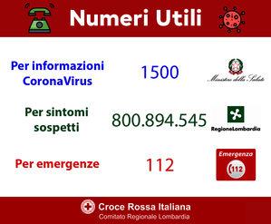 emergenza-sanitaria-coronavirus-numeri-utili