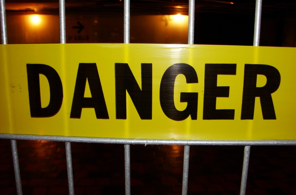 5 Things you should (or shouldn't) do if you have a crime scene on your property