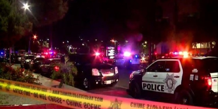 On Sunday 1 October 2017, Los Angeles was the scene of the worst mass shooting America has seen to date.
