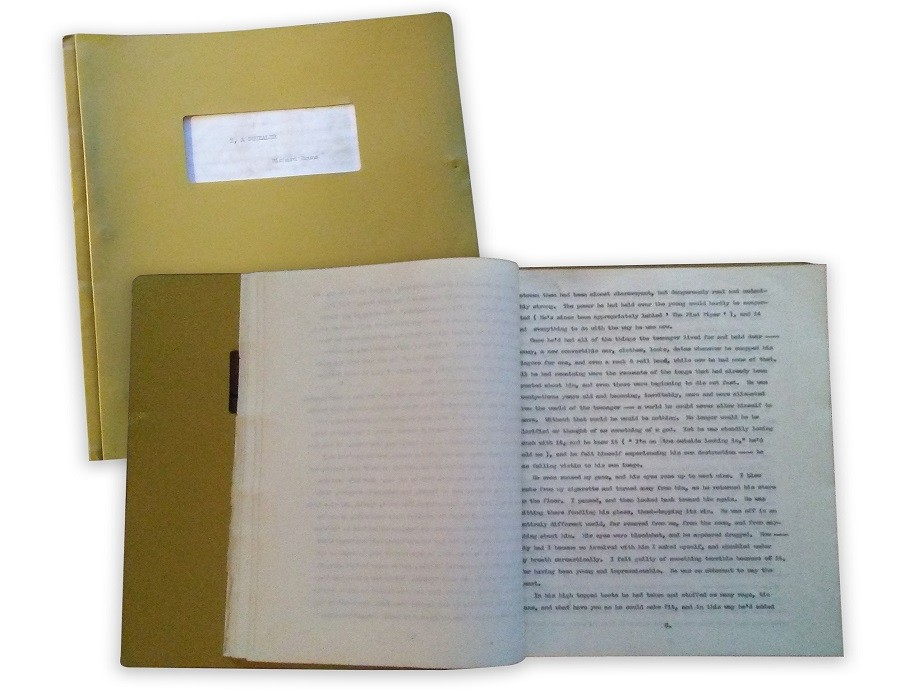Richard Burn's original manuscript
