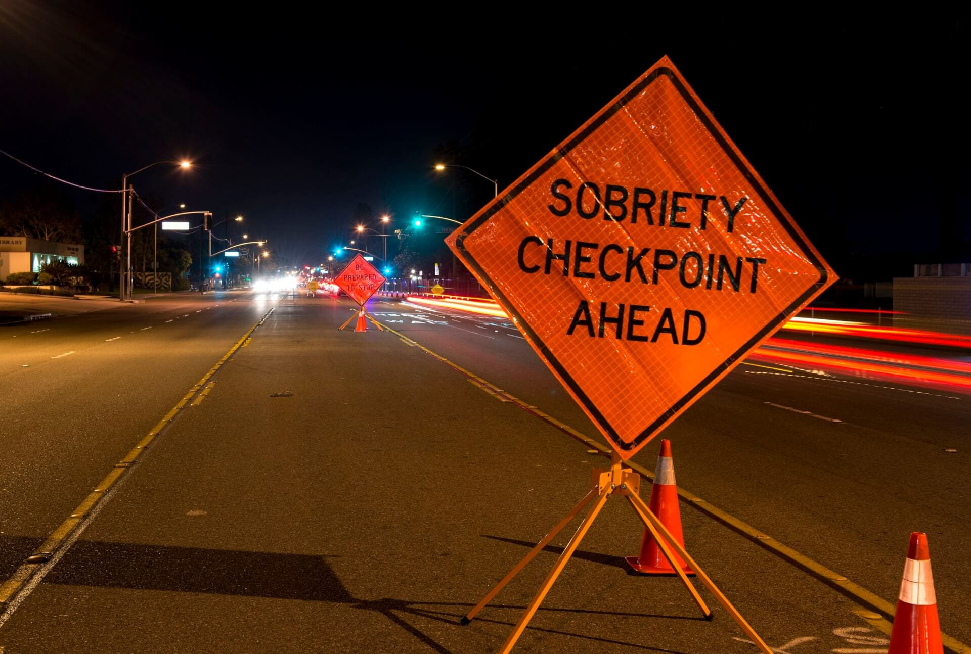 How to Handle a Traffic Stop or Sobriety Checkpoint in Texas