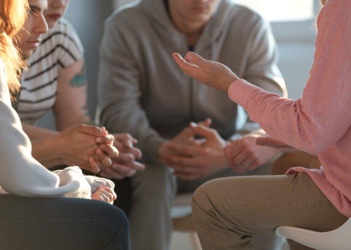 A restorative meeting