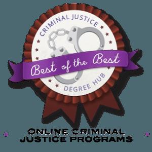High Quality Online Criminal Justice Programs