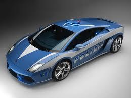 Lamborghini Gallardo LP560-4 police