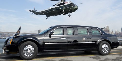 The Beast and Marine One