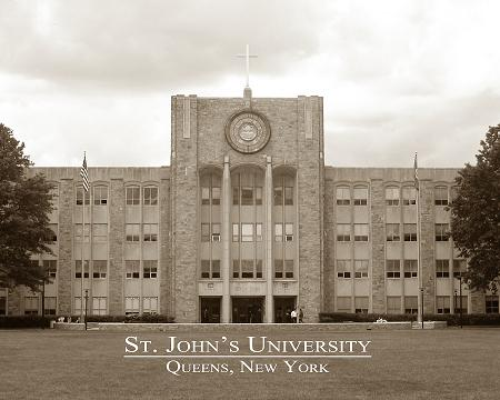 St John's University New York