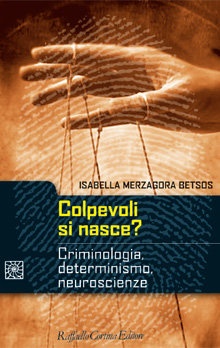Copertina Libro: Colpevoli si nasce?