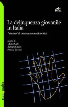 Copertina Libro: La delinquenza giovanile in Italia