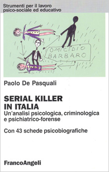 Copertina Libro: Serial killer in Italia