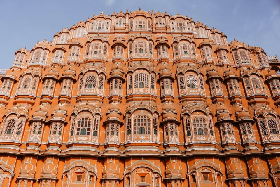 hawa mahal jaipur image from unsplash