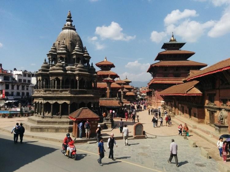 patan durbar square kathmandu flickr