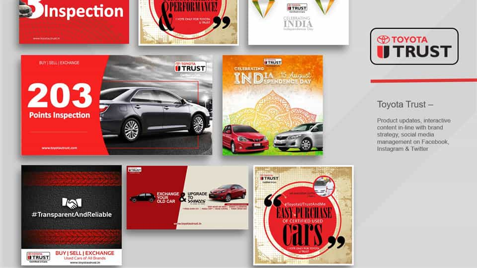Our Work - Toyota Trust