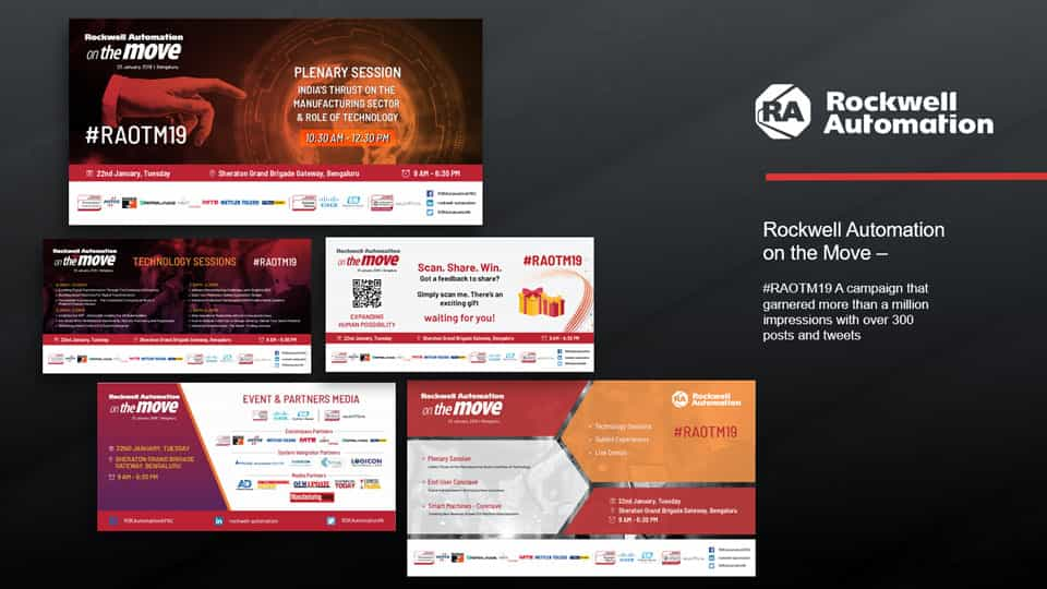 Our Work- Rockwell Automation