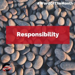 Word of the month - responsibility