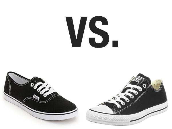 8285ad1ecb1379 Vans vs. Converse – Crimson Newsmagazine