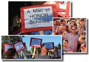 Schimke Supporters