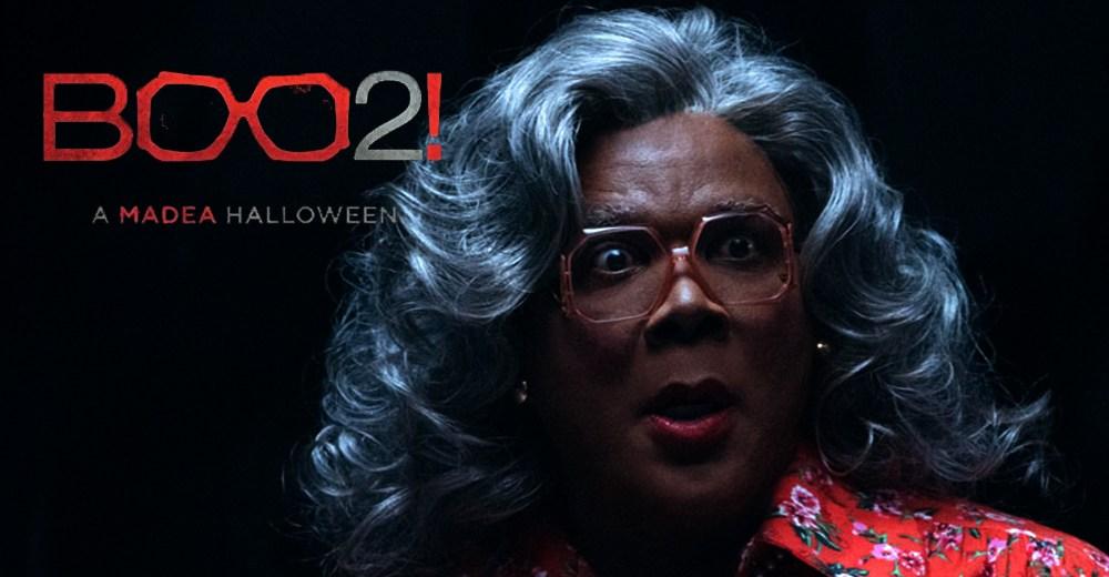 Tyler Perry's Boo 2: A Madea halloween – Crimson Newsmagazine