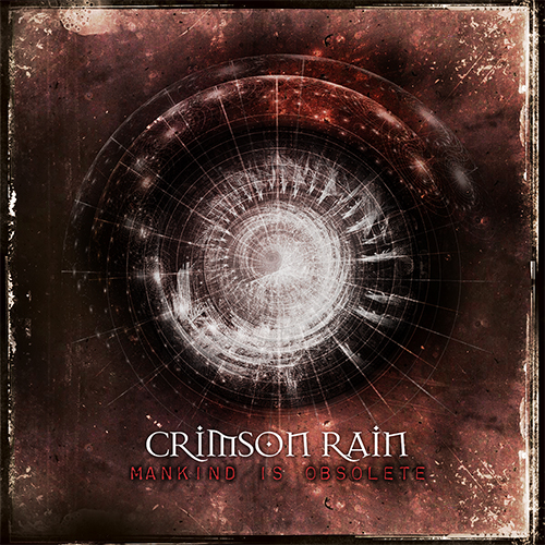 Mankind Is Obsolete by Crimson Rain cover art