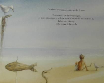 Giordano e il mare
