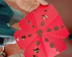 con la carta si possono fare dei decori