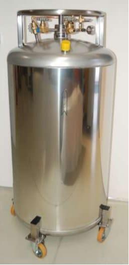 Dewar Azoto Pressurizzato 230Lt - Crioworld vendita dispositivi criosauna- vendita criosauna Italia - prezzo vendita criosauna