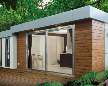 Crippa Concept  Luxury MobileHomes and Lodges  Mobile
