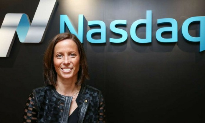 Según la CEO de Nasdaq, las criptomonedas están en su mayor apogeo