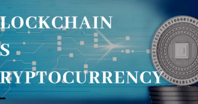 Blockchain vs Cryptocurrency