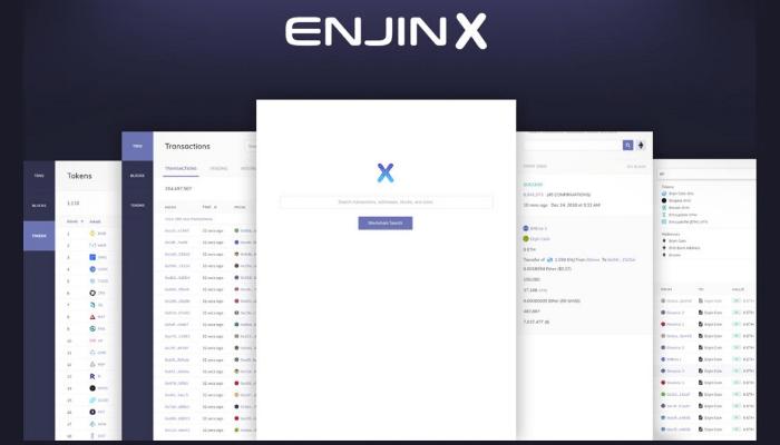 Enjin lanza Blockchain Asset Support para EnjinX Explorer